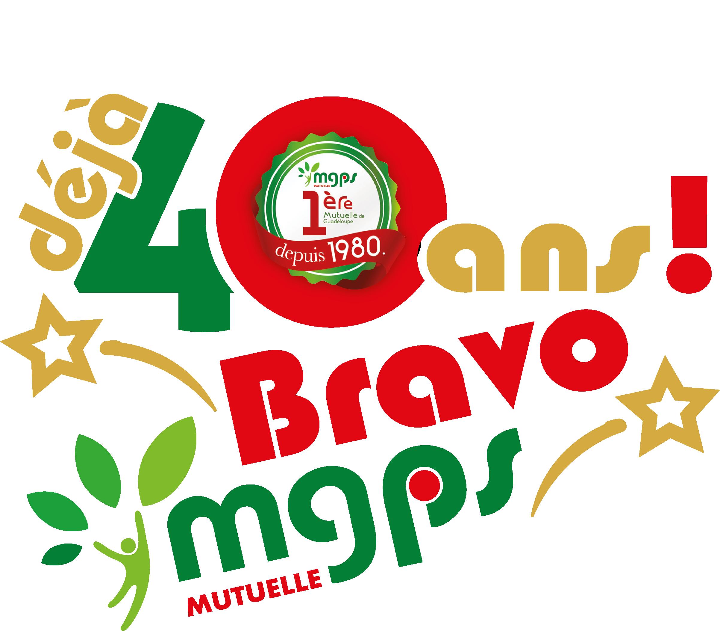 logo - mgps 40 ans