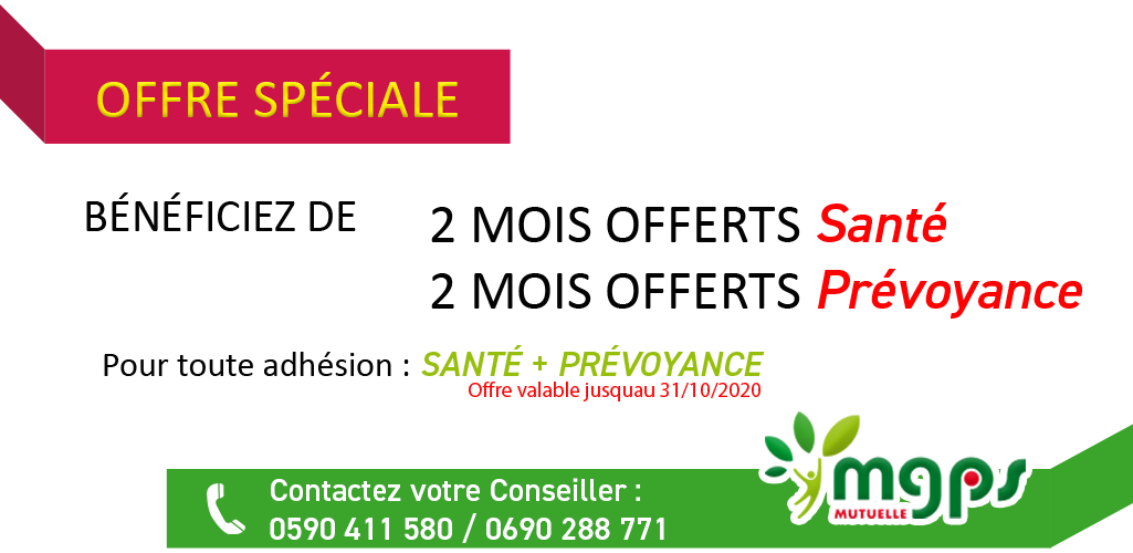 Offre commercial mutuelle mgps